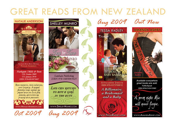 Great Reads from New Zealand