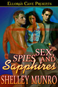 Sex, Spies and Sapphires