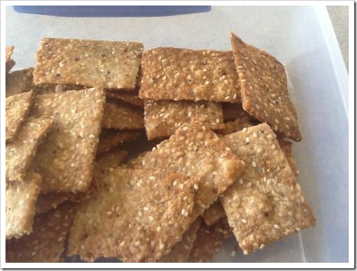 Lavosh Crackers