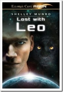 Lost with Leo by Shelley Munro