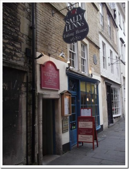 Sally Lunn Shop Bath
