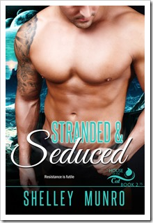 Stranded & Seduced by Shelley Munro